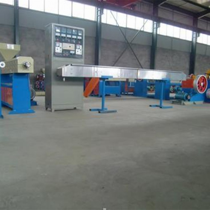 Pvc coating wire machine