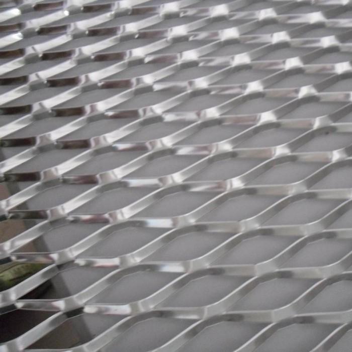 Galvanised Expanded Metal Lath