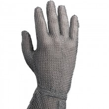 Cut Resistant Stainless Steel Mesh Glove