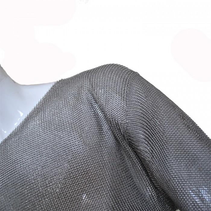 stainless steel ring mesh shirt