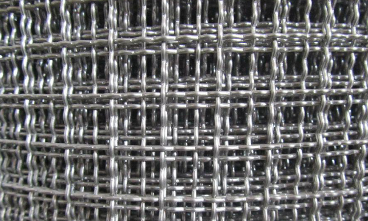 crimped wire screen mesh