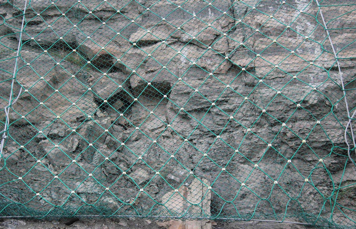 Rockfall Netting & Meshing