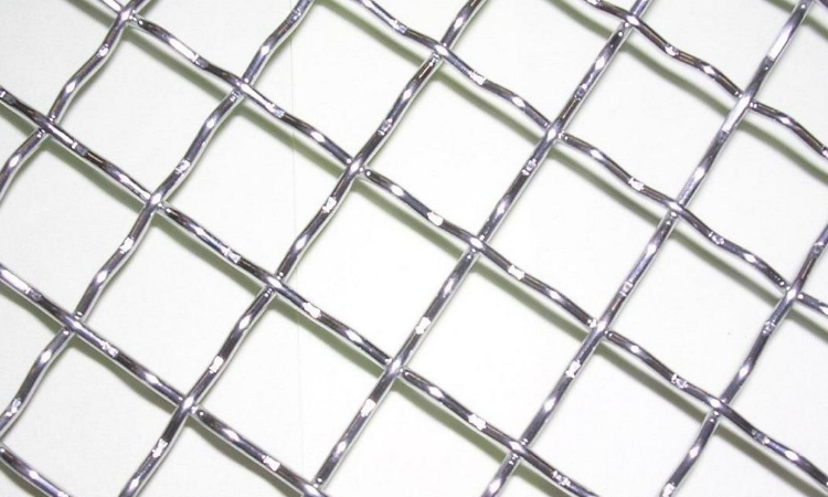 crimped wire mesh made in china